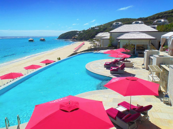Pink Sands Club - Canouan Island