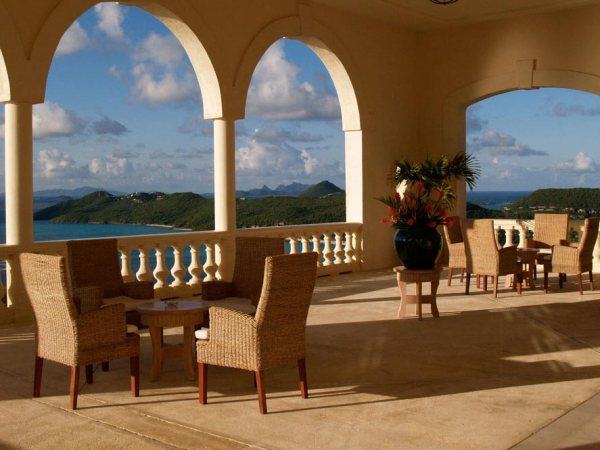 Raffles Canouan Resort - St. Vincent & Grenadines